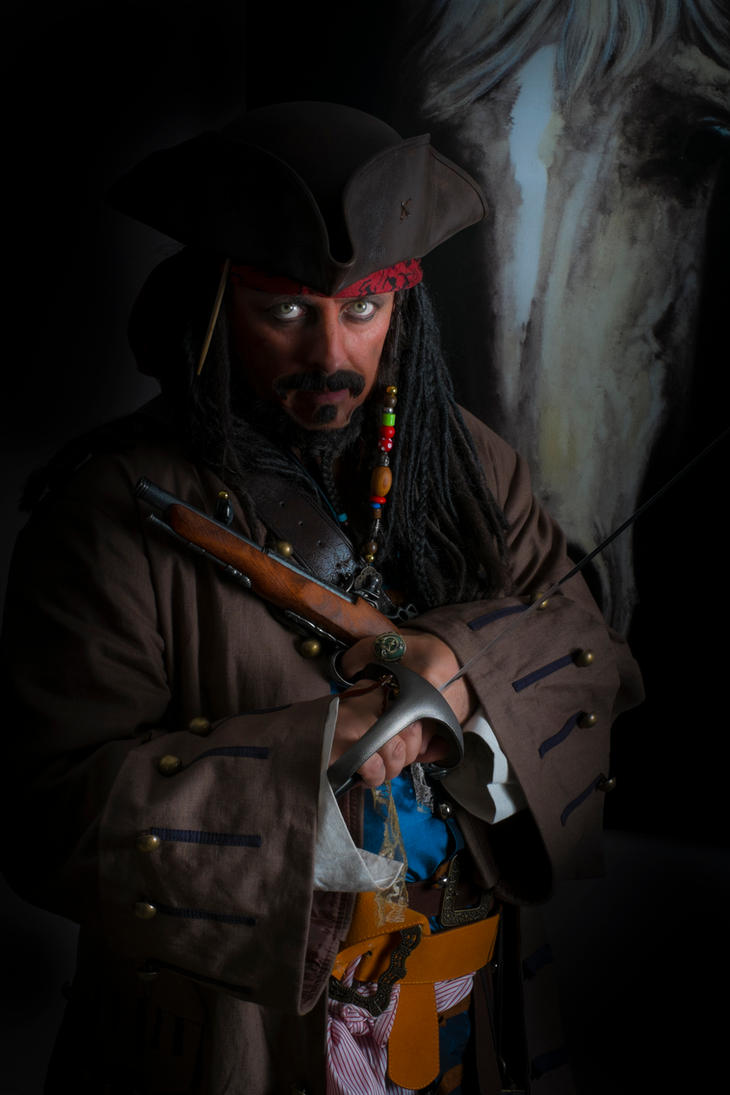 Pirate 5 by nigel3