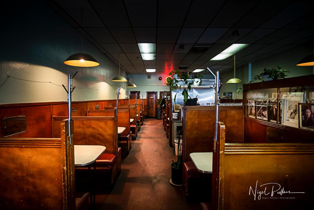 Ovaltine Diner by nigel3