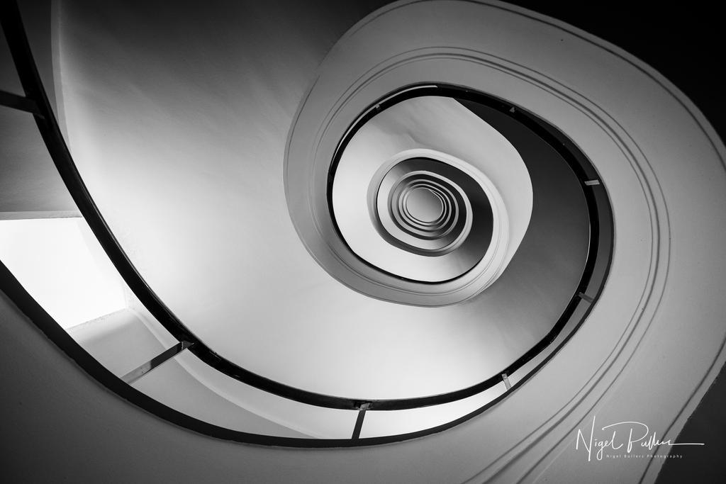 Eye Bw by nigel3