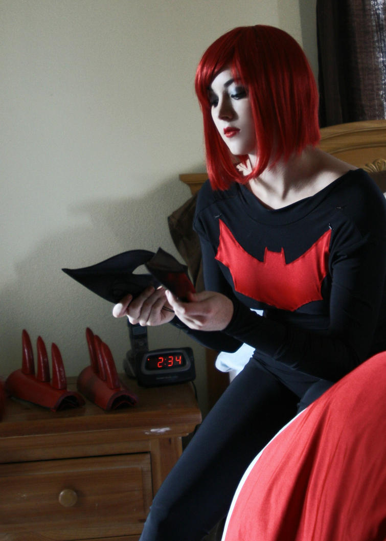 :DC: Unmasked by AlouetteCosplay