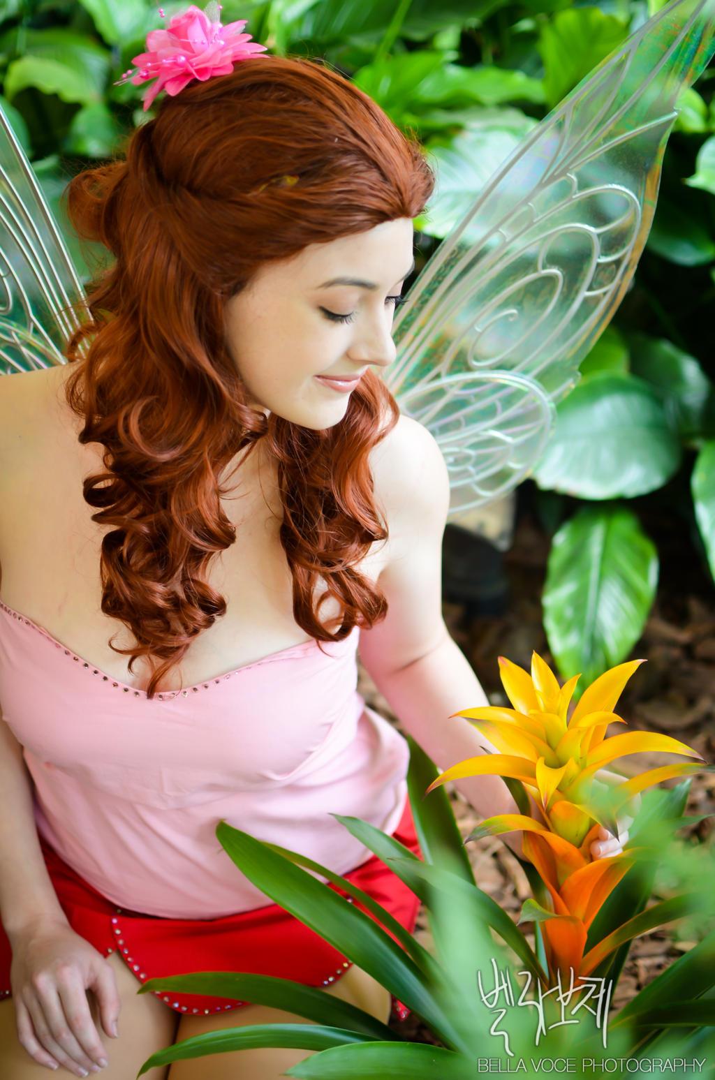:Disney: Garden Talent Fairy by AlouetteCosplay