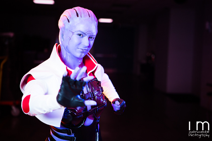 :Mass Effect: Biotic Boss by AlouetteCosplay