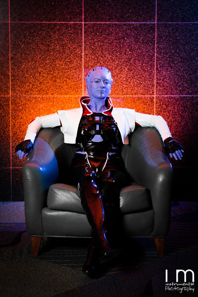 :Mass Effect: Aria T'loak by AlouetteCosplay