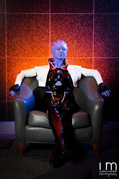 :Mass Effect: Aria T'loak