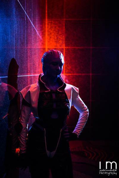 :Mass Effect: Shadows of Omega by AlouetteCosplay