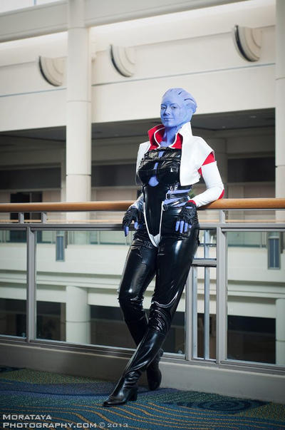 :Mass Effect: Citadel by AlouetteCosplay