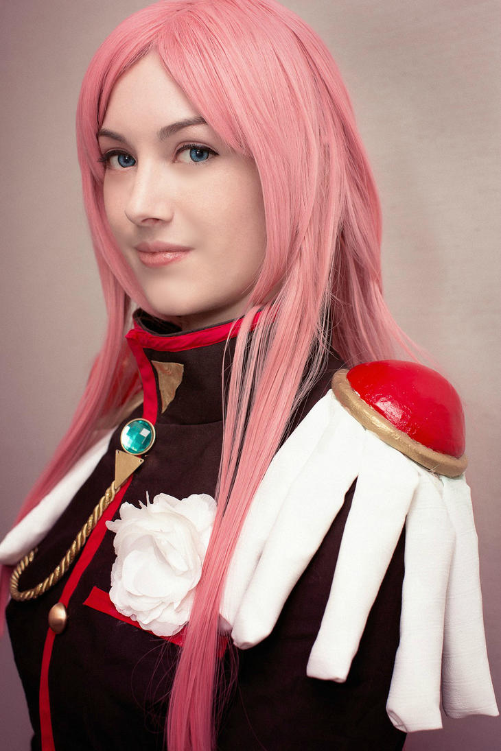 :Utena: Portrait of a Prince by AlouetteCosplay