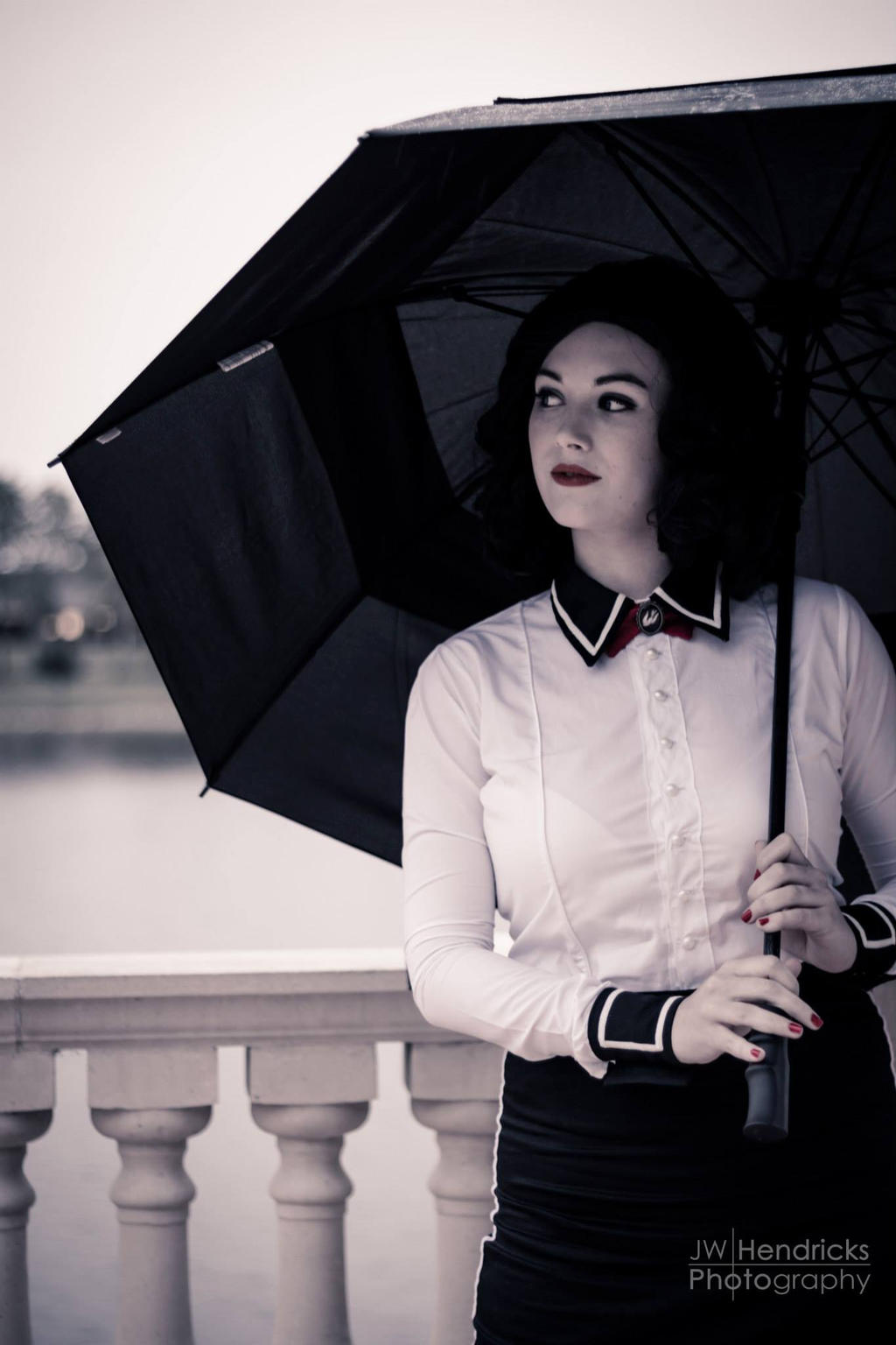 :BioshockInfinite: Burial At Sea by AlouetteCosplay
