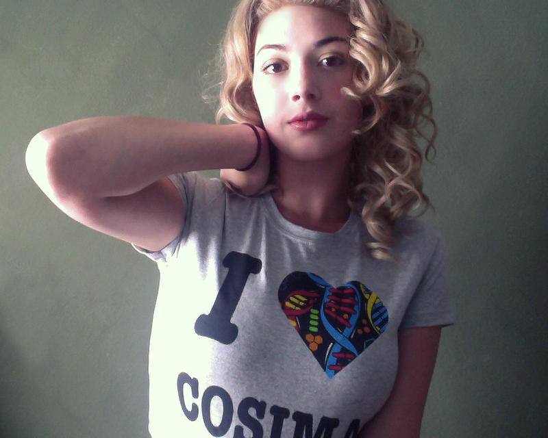 :OB: Delphine Hearts Cosima by AlouetteCosplay