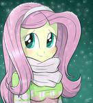 Cute Girl Fluttershy