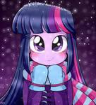 Cute Girl Twilight Sparkle