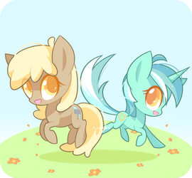 CM: Prancing Silliness by Riouku