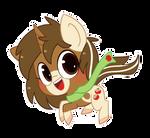 COM: Chibi Sandy Apples