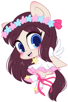 COM: Chibi Tulip as Sakura by Riouku
