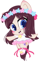 COM: Chibi Tulip as Sakura 2 by Riouku