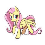 Fluttershy by Riouku
