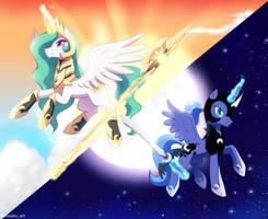 COM: Heirs of Equestria