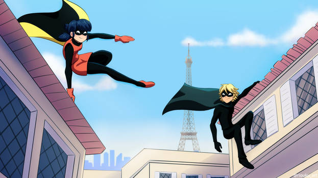 [C] Miraculous Crossover