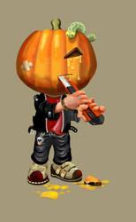 The Pumpkin Experience