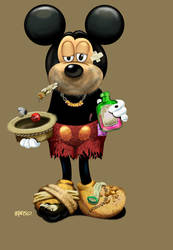 Copyright Law and the Mouse