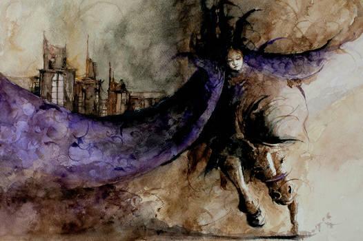 Violet death