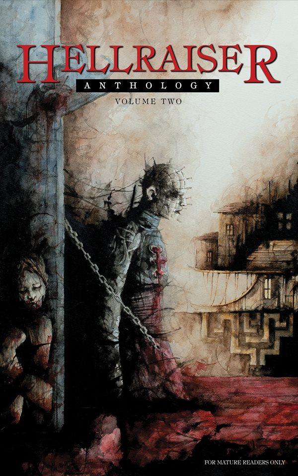 Cover for Hellraiser Anthology: Volume 2 by Daniele-Serra
