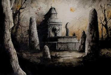 Grave by Daniele-Serra