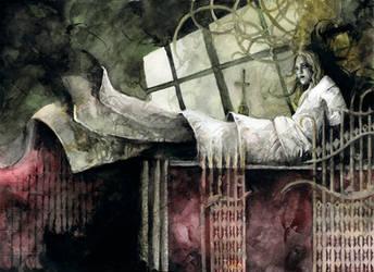 Head full of Ghosts by Daniele-Serra