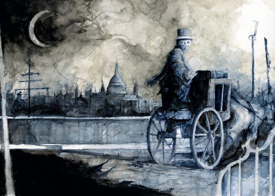 London by Daniele-Serra