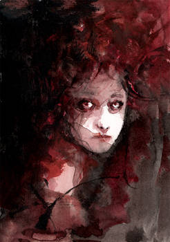 Woman Red Hair