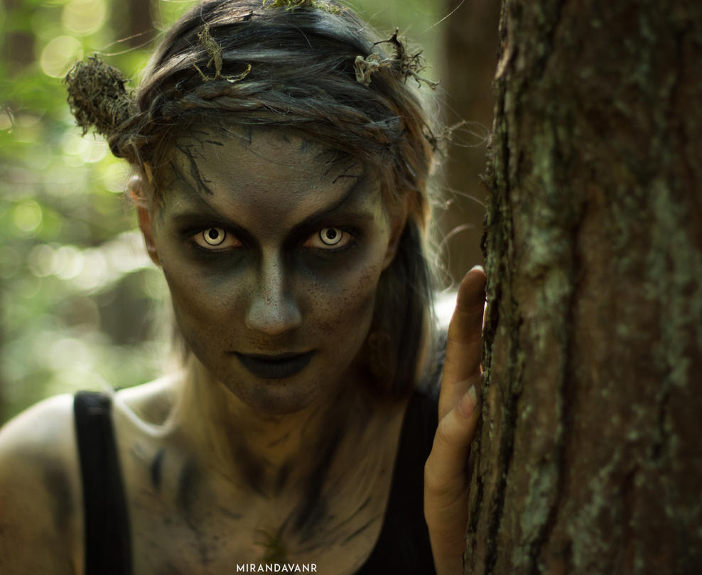Game of thrones children of the forest makeup by mirandavanr on game of thrones children of the forest makeup by mirandavanr baditri Images