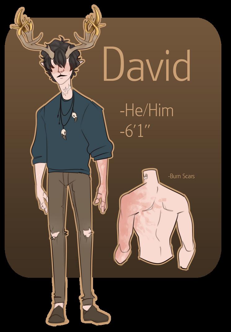 David Ref Sheet by Loxiv