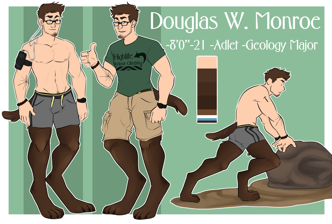 Douglas Ref by Loxiv