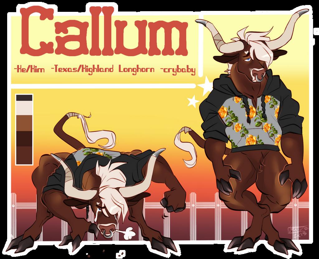 Callum Ref by Loxiv