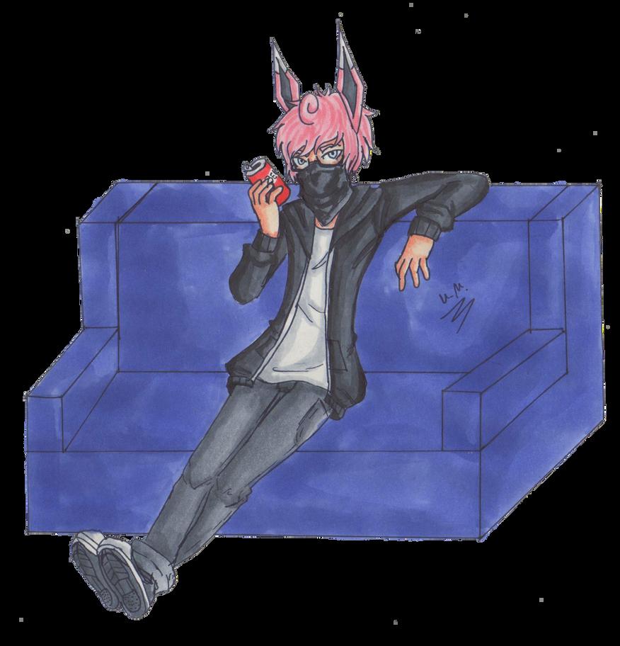Pinku by darklugia99