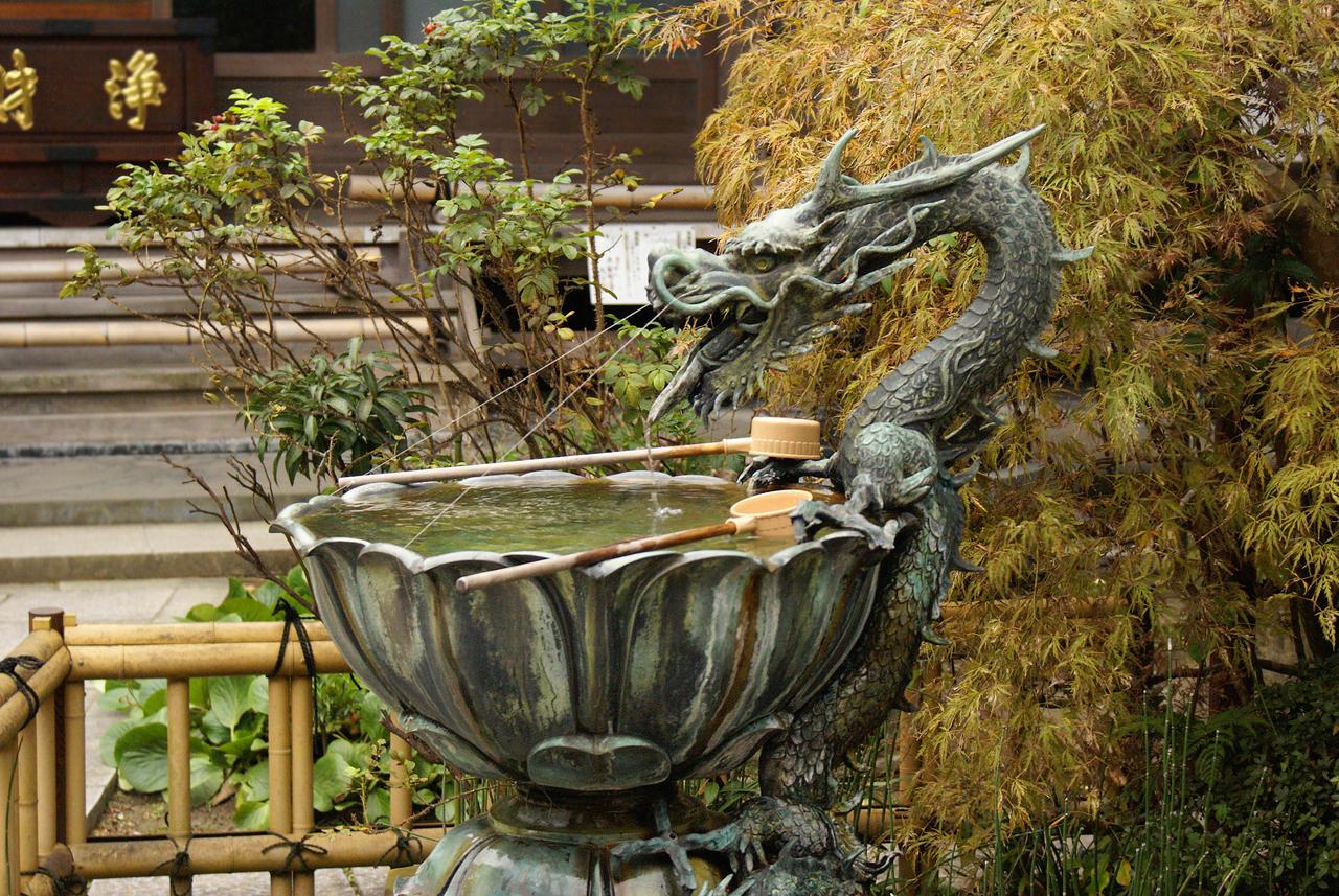 Shrine Dragon by fedex32 on DeviantArt