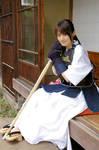 Kendo Girl by fedex32