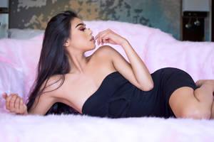 Sexy Black Dress 15 by fedex32