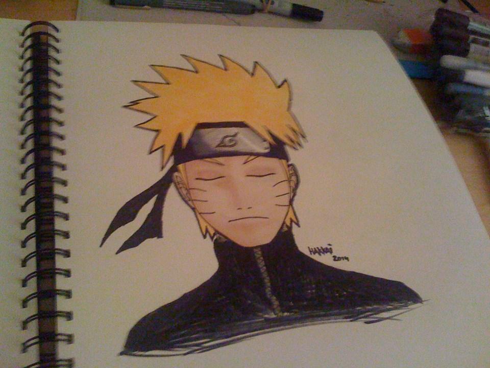Naruto by DemonHakkai