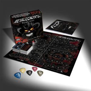 Score :: Metalocalypse Game 3