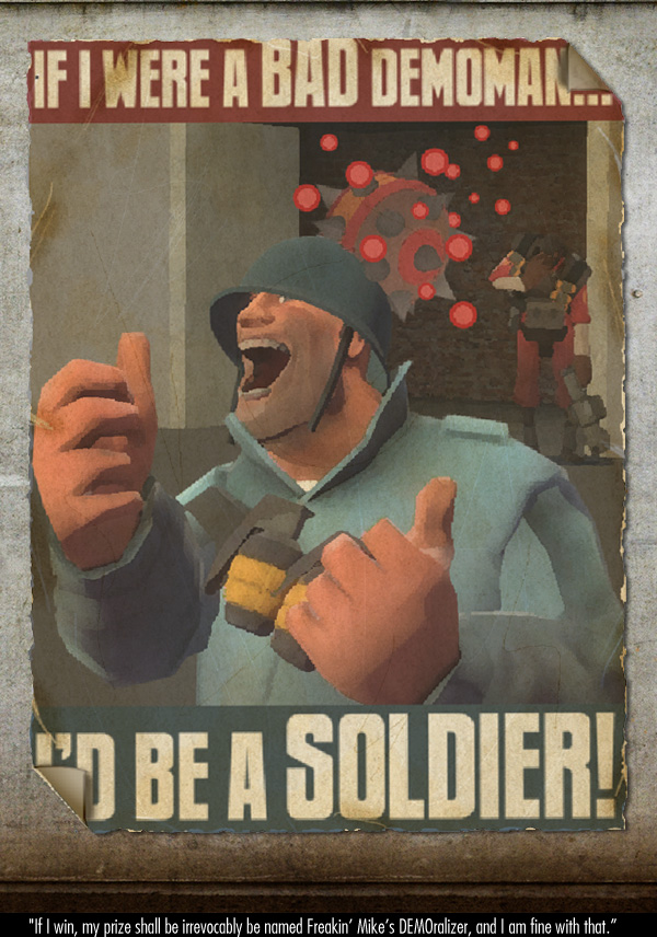 Art Tf Propaganda Poster By Dodgeball