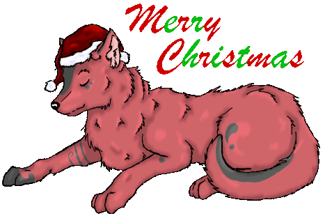 Merry Christmas From Java by Java-Wolf