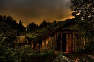Forgotten lands by Patual