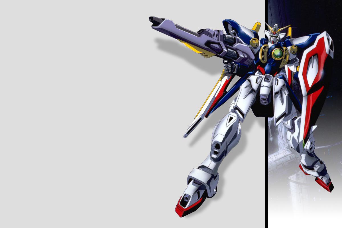 Gundam Wing by Gryphone Reanimate The Inner Gundam Inside You: 25+ Formidable Gundam Wallpaper Designs