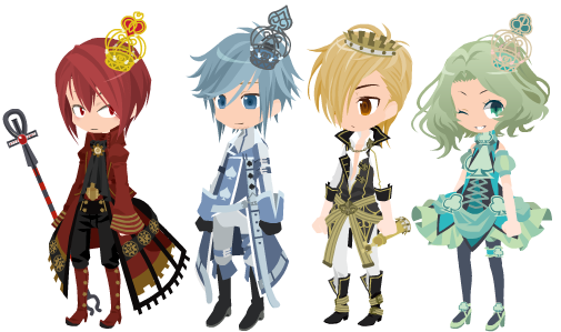 Royal adoptables - Card Kings - ALL TAKEN/ON HOLD by 13-Shooting-Stars