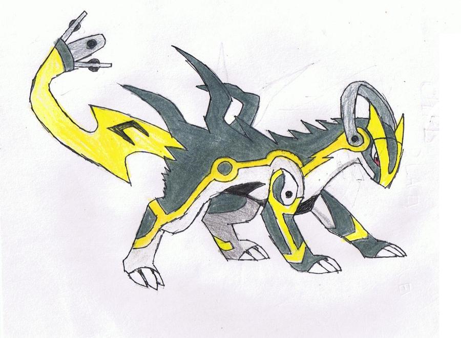 legendary electric pokemon - photo #11