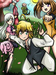 The Seven Deadly Sins by CuzMyDogSaidSo