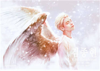 Kim Jong Hyun of SHINee - Always Will Be Missed by CuzMyDogSaidSo
