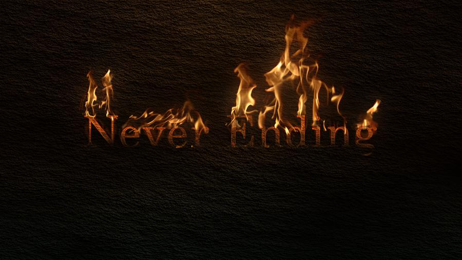 Love Never End Wallpaper : Never Ending Wallpaper by cerbii on DeviantArt
