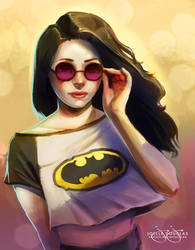 I'm Batman by smojojo